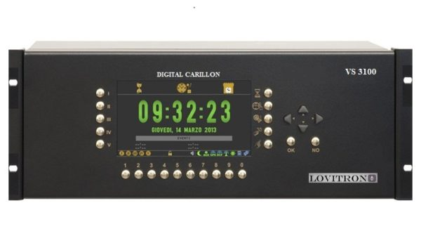 The VS-3100 is a digital carillon